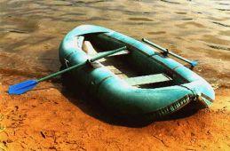 Резиновая лодка Уфимка