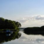 Печенеги: рыбалка на окуня