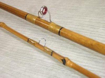 Бамбуковая удочка для новичков