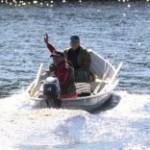 Рыбалка в Финляндии в ноябре