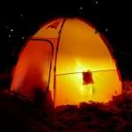 Как установить палатку для зимней рыбалки