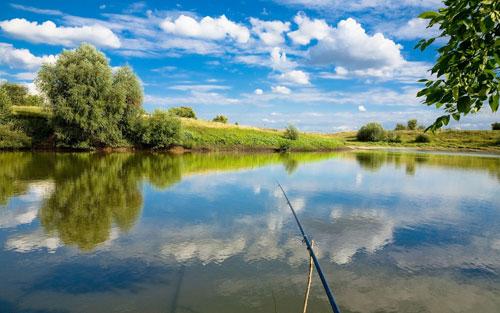 Рыбалка на Егорлыкском водохранилище
