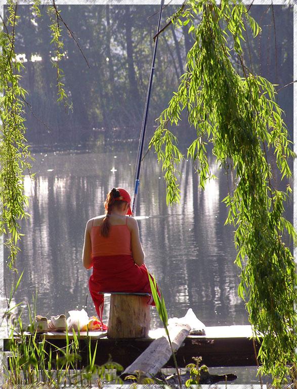 когда ловится рыба до дождя или после