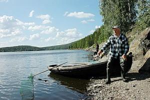 Волчихинское водохранилище: рыбалка