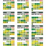 Лунный календарь рыболова на сентябрь 2014