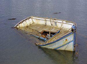 утонул рыбак2