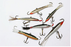 Балансиры для зимней рыбалки на судака