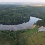 Луково озеро: рыбалка на озере Луковое (под Ногинском)