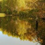 Ловим рыбу в октябре