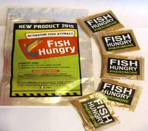 Fish Hungry прикормка