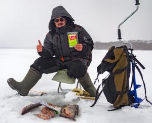 Fish Hungry для зимней рыбалки