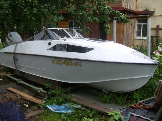 лодка прогресс фото