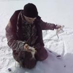 Ловля язя зимой на зимнюю донку видео