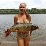 Рыбалка на Нижней Волге в сентябре